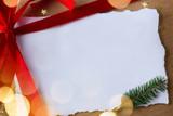 Christmas holidays surprise; Christmas greeting card background - 183352688
