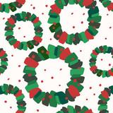 Christmas Seamless Pattern - 183381054