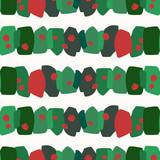 Christmas Seamless Pattern - 183381454
