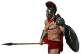 spartan warrior  - 183388215