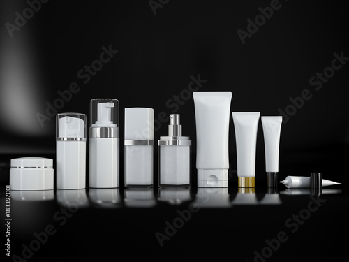 Bottle and Tube Set - 183397001