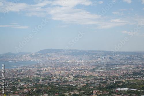 Foto op Canvas Napels Golfo di Napoli