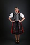 Folk dance in Slovakia - 183401805