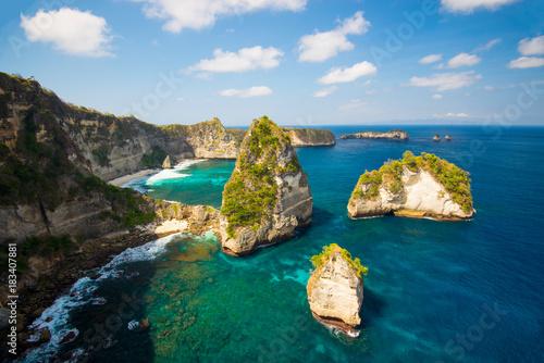 Foto op Plexiglas Bali Atuh - Nusa Penida, Indonesia.