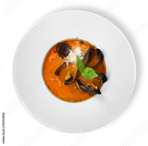Fototapeta Soup