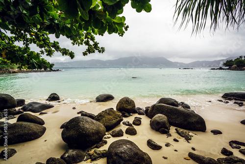 Papiers peints Tropical plage paradise beach