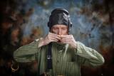 portrait of a tea master