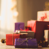 Traditional holiday gifts - 183460608