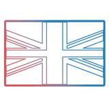 united kingdom flag icon  - 183469672