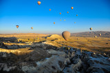 Turchia. Cappadocia. Volo in Mongolfiera.