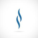 Steam vector pictogram - 183485018