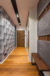 Entryway with 3d wallpaper - 183486650