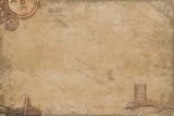 steampunk texture - 183493440
