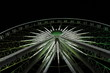 Ferris Wheel - Green