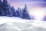winter background  - 183504277