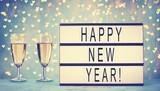 ins neue Jahr feiern - 183511827