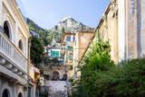 Taormina characteristic corners, Italy - 183512666