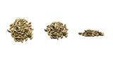 cardamom seeds three type of view - 183536038