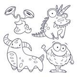 4 funny monster dood...
