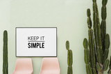 Keep it simple - 183576065