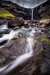 Cascade Fossa aux île Féroé - Faroe Islands - 183612869