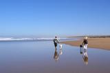 balade sur la plage - 183632008