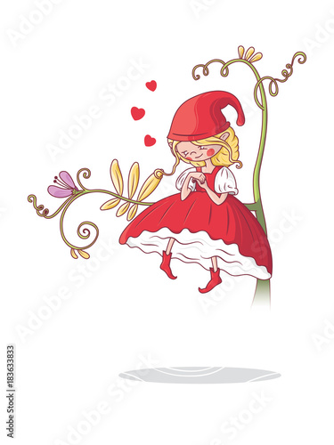 Little fairy princess - 183633833