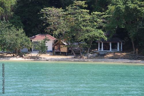 Foto op Canvas Tropical strand Thailand - Phang Nga Bay