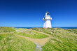 Quadro Waipapa Point Lighthouse, the Catlins, South island of New Zealand