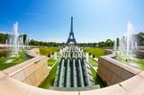 Eiffell tower from Trocadero