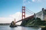 Golden Gate Bridge from Sausalito II