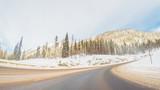 Mountain pass - 183708640