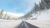 Mountain pass - 183708660