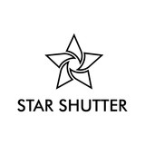 Star incorporated with shutter - 183713462