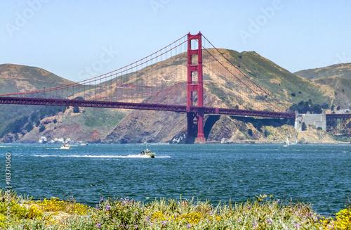 Naklejka Most Golden Gate