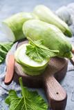 marrow squash vegetable - 183718221