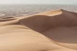 Desert, nature, sand, sun, fine sand, sky - 183725630