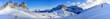 Quadro Sciare sulle dolomiti