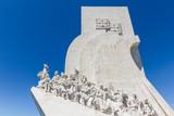 Monument of the Discoveries (Padrão dos Descobrimentos) in the Tagus River bank, Belem, Lisbon, Portugal - 183758829