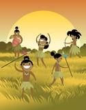 native indigenous people - 183768480