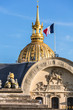 Les Invalides (The National Residence of the Invalids). Paris, France
