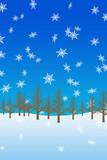 雪の林 - 183920667