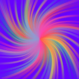 Abstract bright and colorful swirl lines background. - 183944090