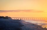 sunrise in myrtle beach  - 183973029