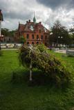 City landscape in Zelenogradsk, Kaliningrad region, Russia - 183974642