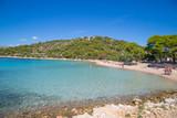 traumhafte Buchten und Natur auf den Inseln Kroatiens - 183981482