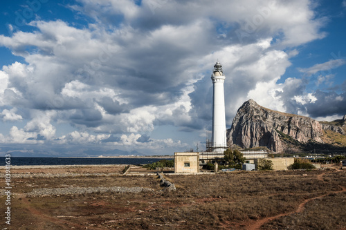 Tuinposter Palermo Lighthouse