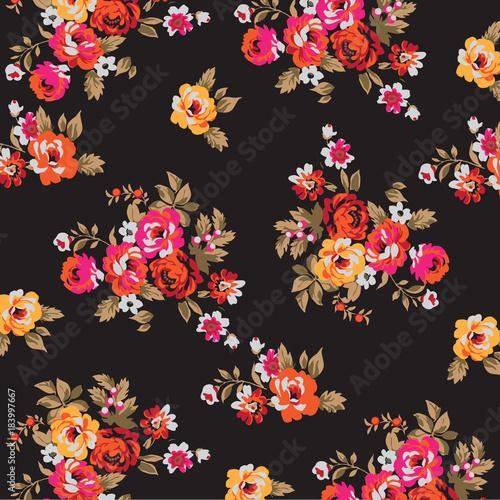 floral pattern - 183997667