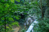 Waterfall Cliff