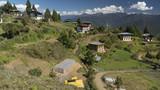 Village. Kingdom of Bhutan - 184065080